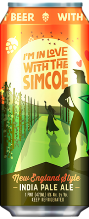 I'm In Love With The Simcoe