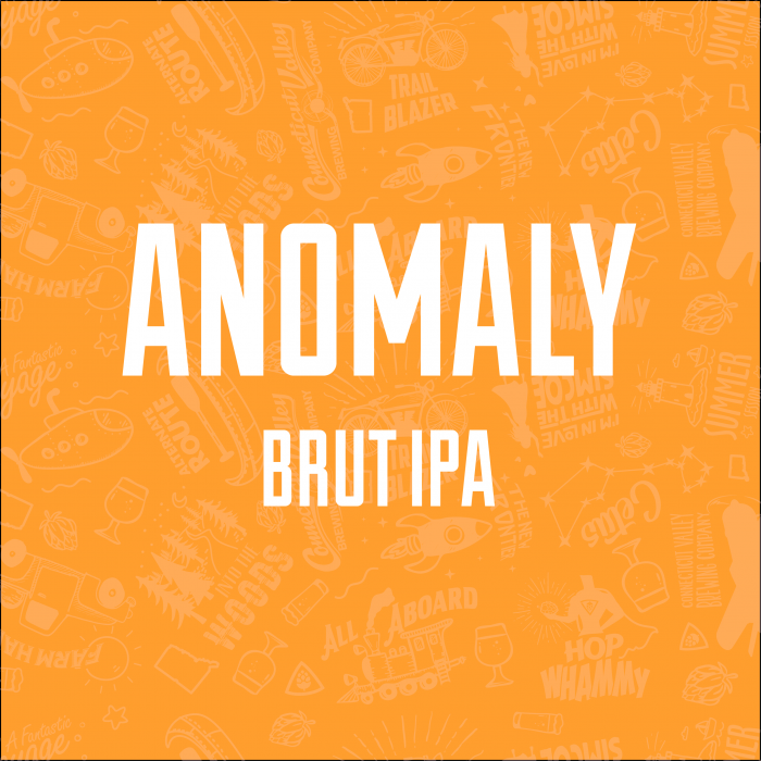 Anomaly Beer Page